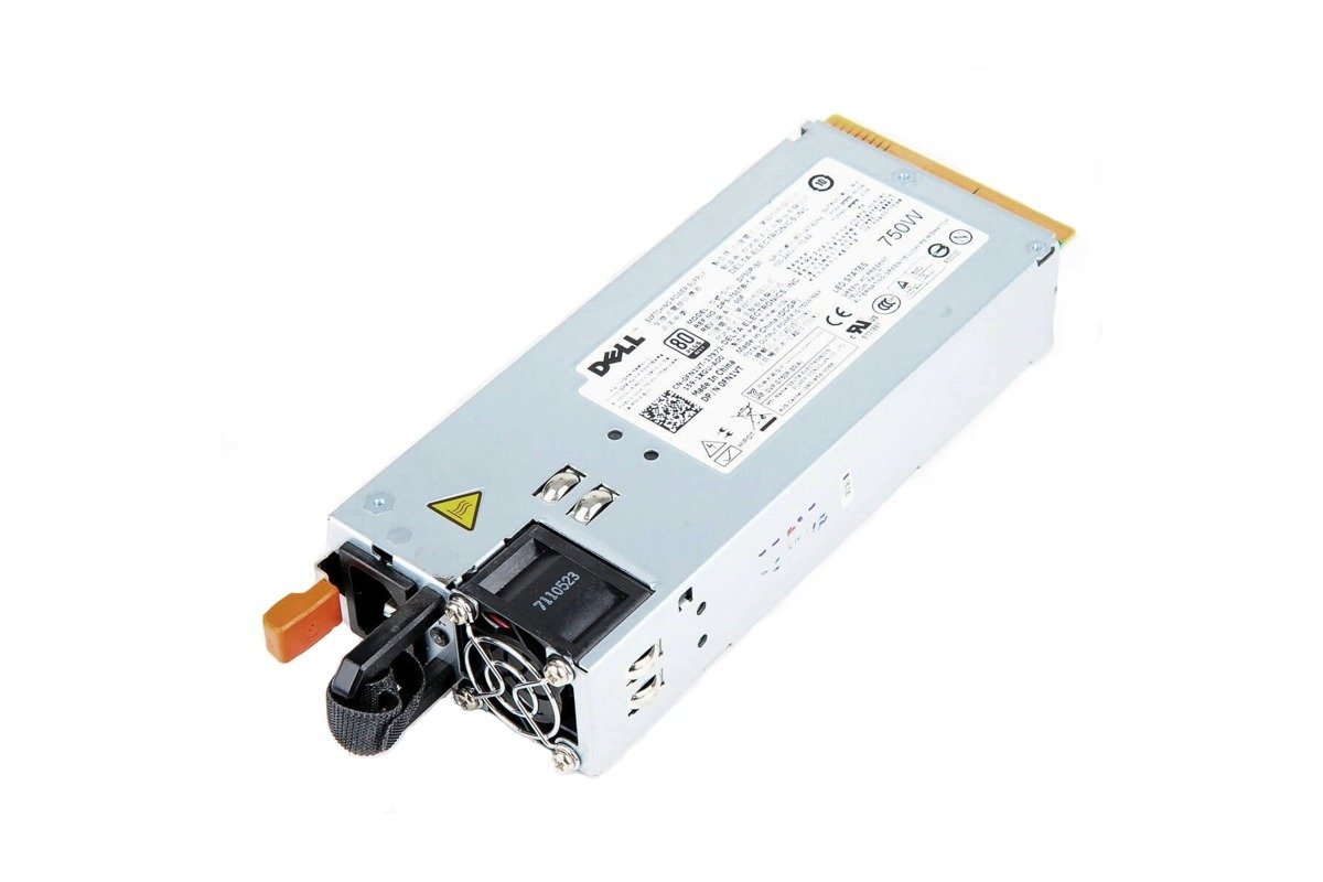 Genuine Power Supply Dell F613N 750W Poweredge R510 R710