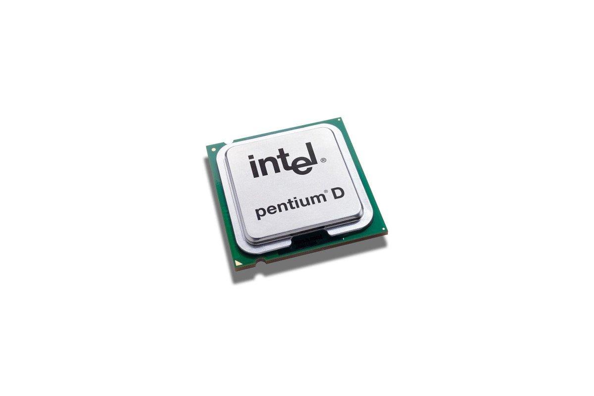 Processor Intel Pentium D 820 2.8GHz