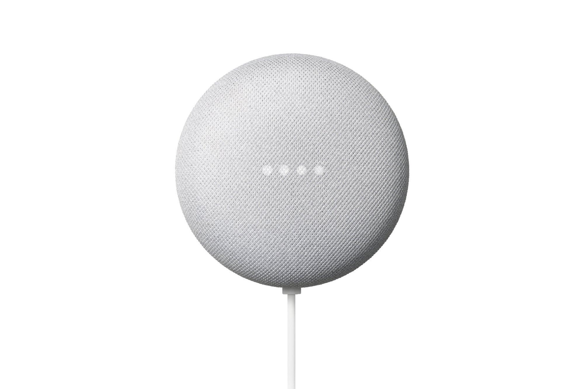 Smart speaker Google Nest Mini GA00638-NO