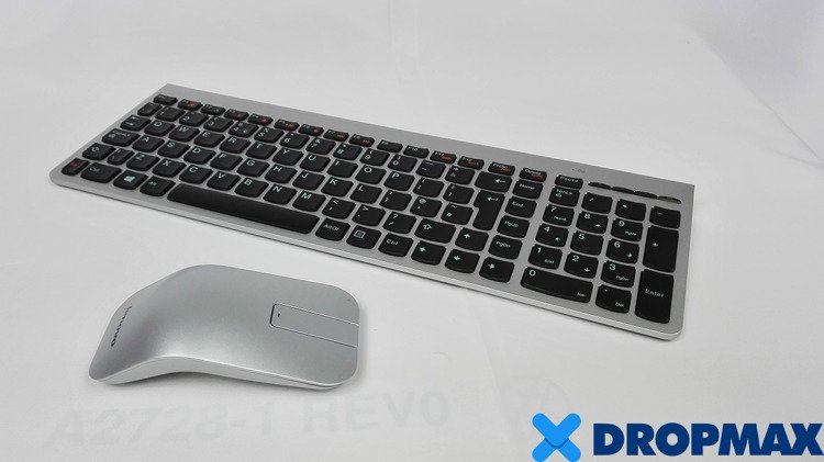 cd0662c750c Lenovo ZTM600 Wireless Keyboard SK-8861 & Touch Mouse w/USB Bluetooth  Receiver | Computers \ Peripherals \ Pointing devices \ Keyboards and mice  sets | ...
