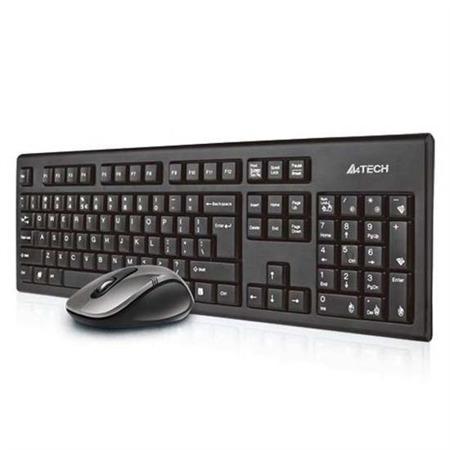 A4 Tech Padless 7100 Wireless Desktop Keyboard & Mouse
