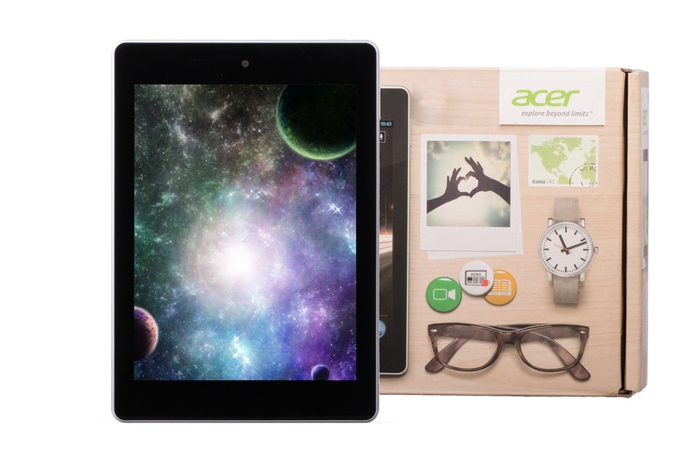 Acer Iconia A1 8GB WiFi A1-810 White Grade B