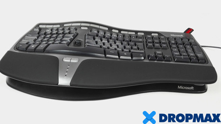 Microsoft Natural Ergonomic Keyboard 4000 (UK104 / British)