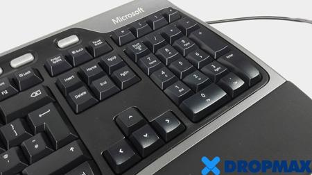 Microsoft Natural Ergonomic Keyboard 4000 (UK104 / British)
