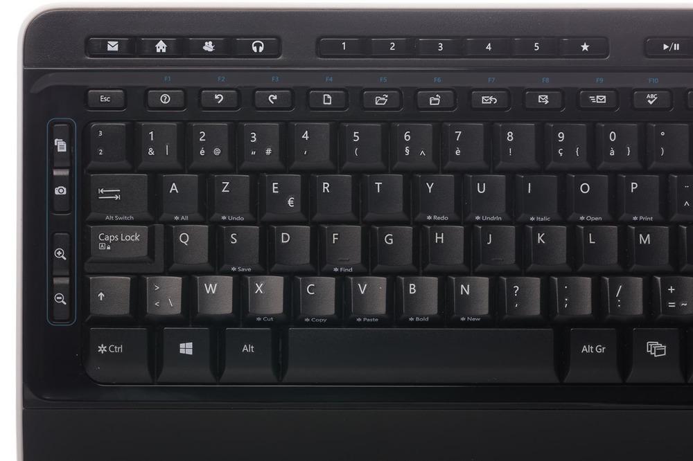Microsoft Wireless Desktop 3000 (Belgian)