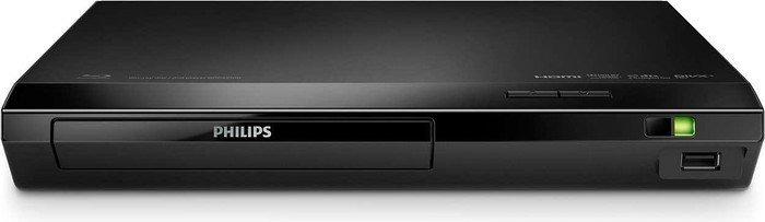 Philips BDP2510B . Blu-ray Player 3D USB DivX Plus DVD NEU