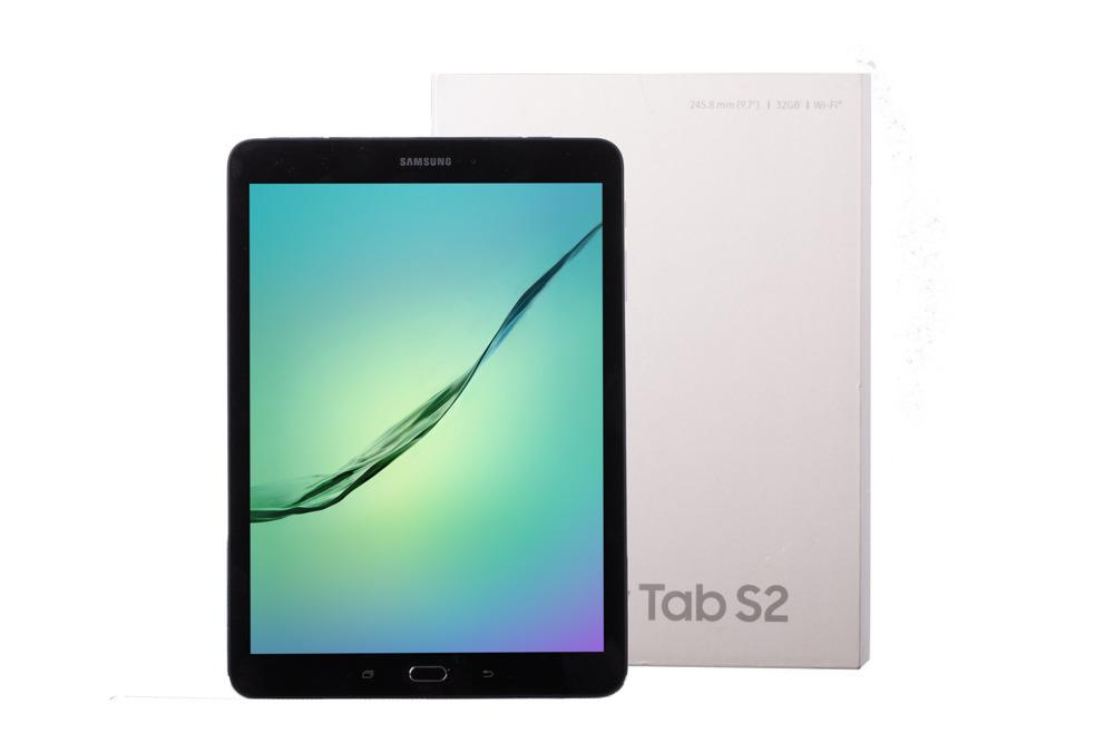 Samsung Galaxy Tab S2 2016 SM-T813 Wi-Fi 32GB Black Grade B