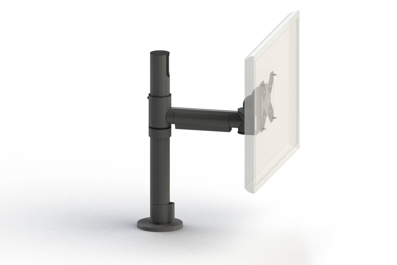 SpacePole Swing Arm Screen Mount SPV1104 SP2 44mm