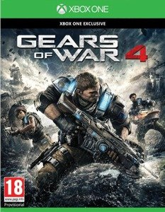 Gears of War 4 NEW Sealed Xbox ONE 4V9-00014