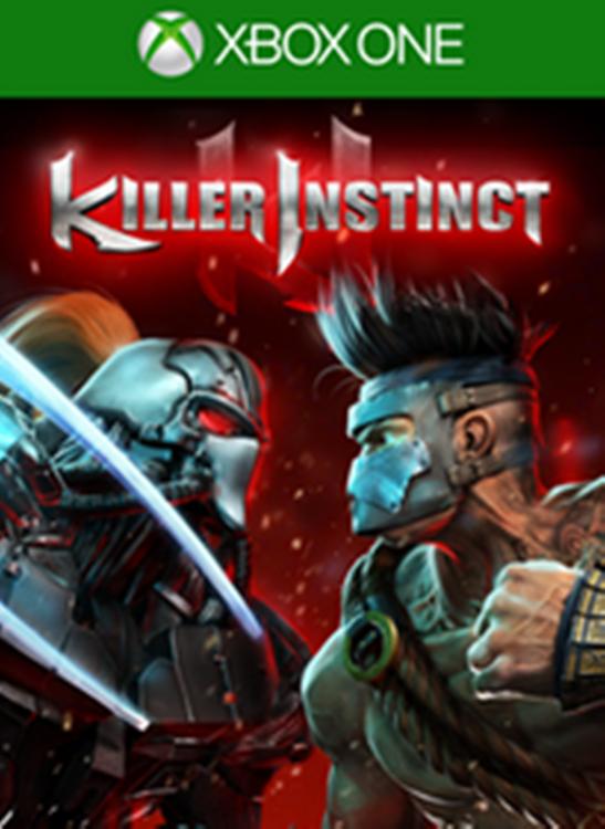 Gra na XBox One Killer Instinct Combo Breaker Pack