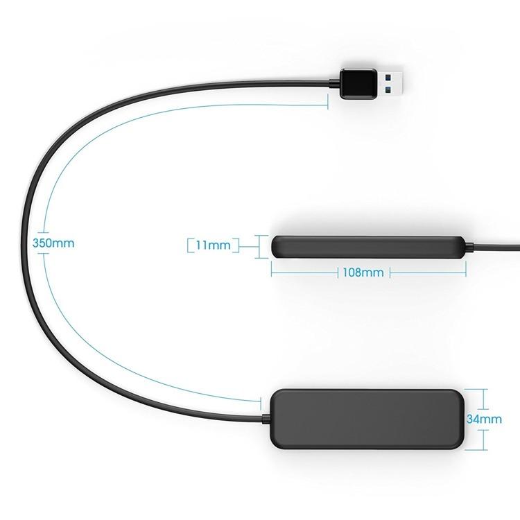 HUB USB 3.0 4-PORTY ROZDZIELACZ PORTÓW 5 Gbit/s