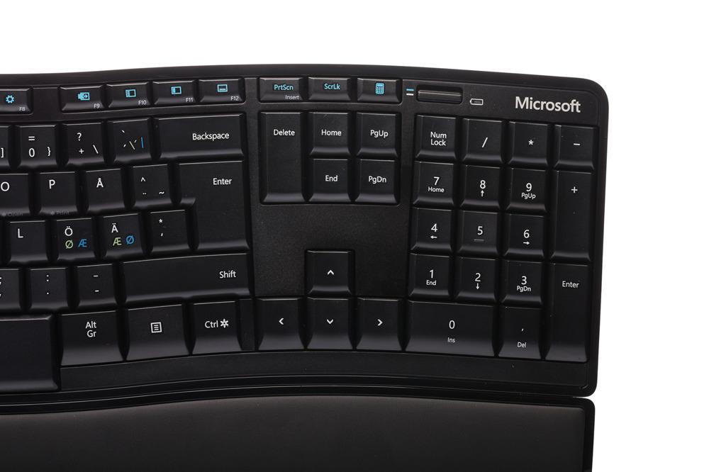 Klawiatura Microsoft Sculpt Comfort (Nordycka)