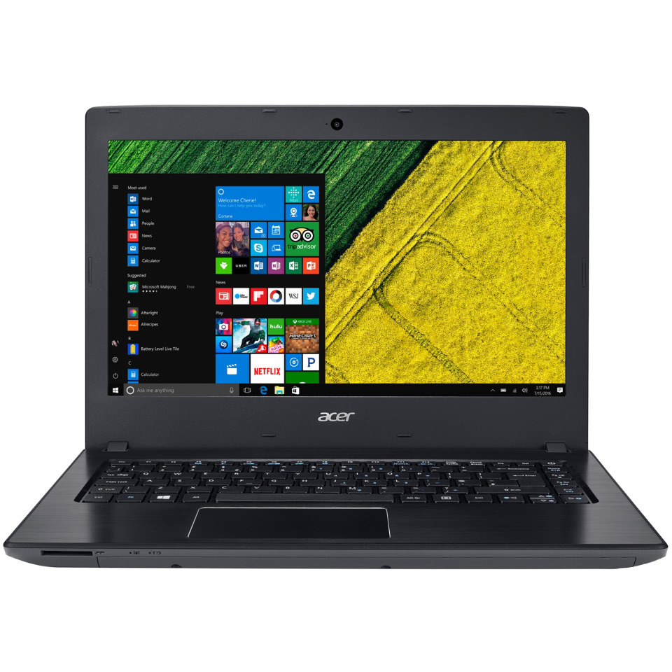 "Laptop Acer Aspire 1 14"" N3350 4GB RAM 64GB eMMC"