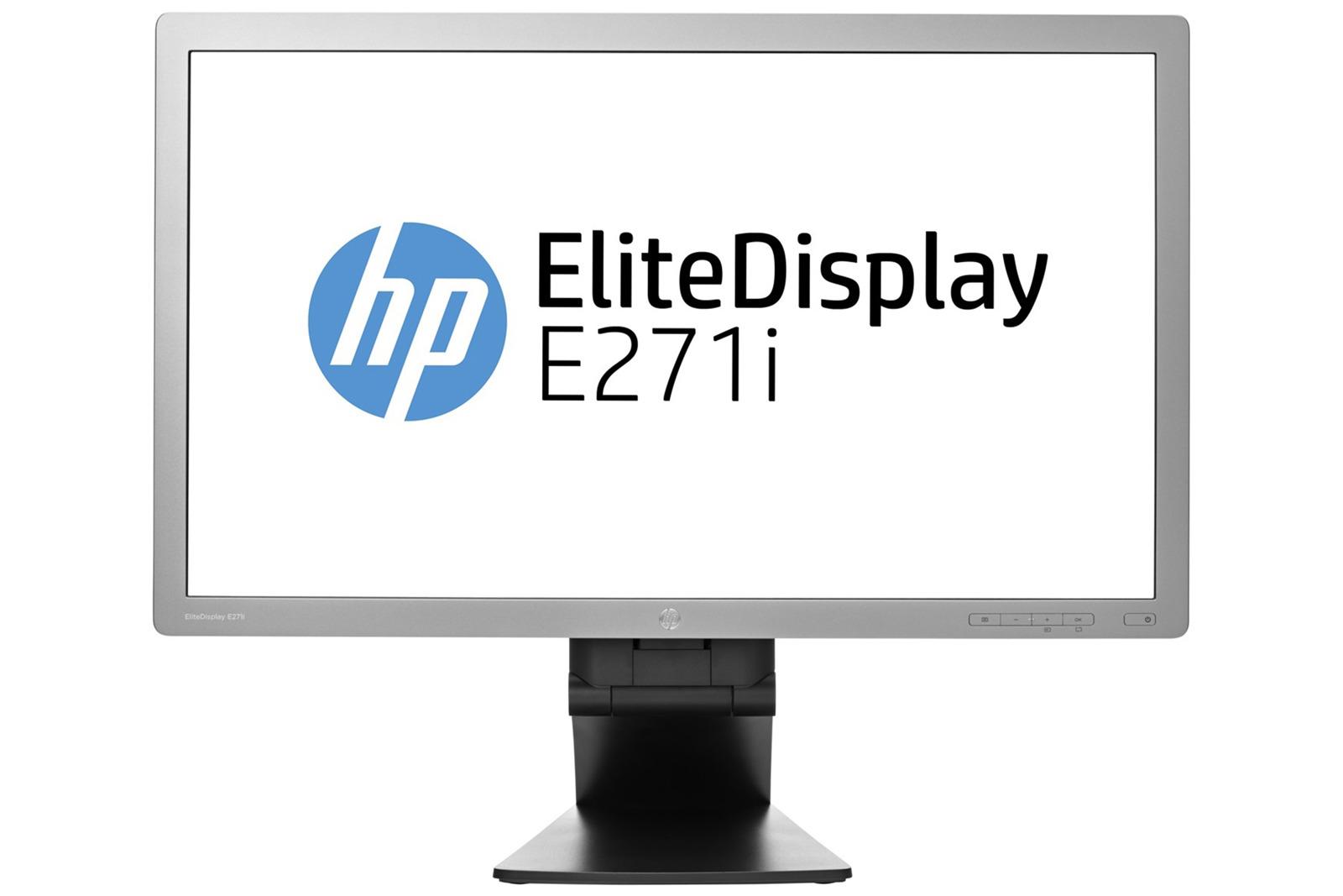 Monitor IPS LED HP E271i EliteDisplay