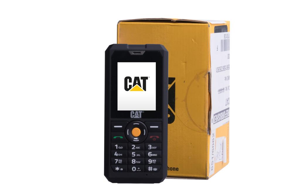 Pancerny Telefon CAT B30 Wodoodporny Pyłoszczelny