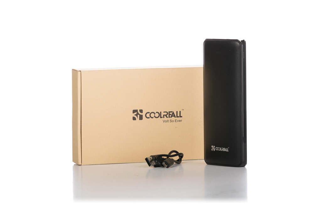 Powerbank Coolreall K6 15600mAh z latarką