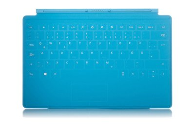 Klawiatura Microsoft Surface Touch Cover niemiecka