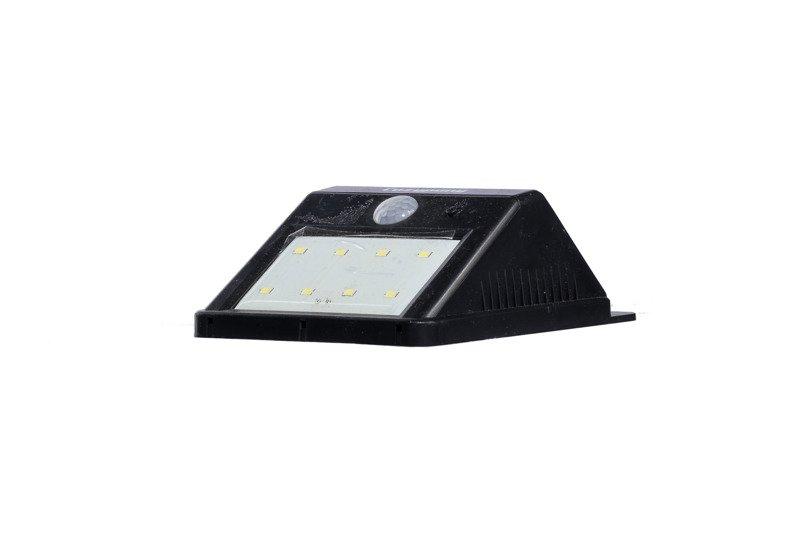 Lampa solarna Cozypony z czujnikiem ruchu 8 LED