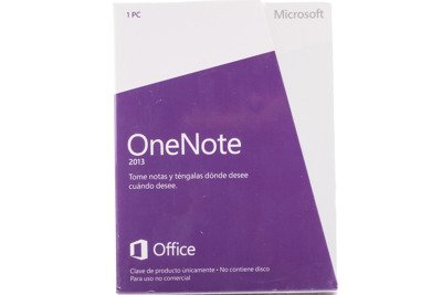Microsoft OneNote 2013 32bit/64 Spanish